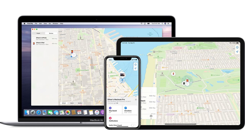 iOS 14「探す」アプリをサードパーティに開放、他社製アクセサリーが利用可能に