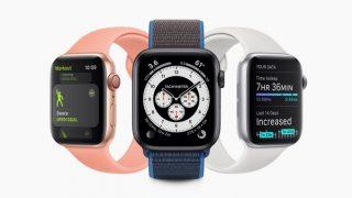 Appleから初めて「watchOS」Public Betaが公開、睡眠記録や手洗い検出など新機能