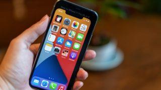 iPhone SE(第1世代)並のサイズになりそうな「iPhone 12(5.4インチ)」の大きさを試せる壁紙