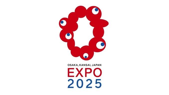 【まとめ】大阪・関西万博ロゴマーク、奇抜さで反響 ファンアートなど二次創作が続々