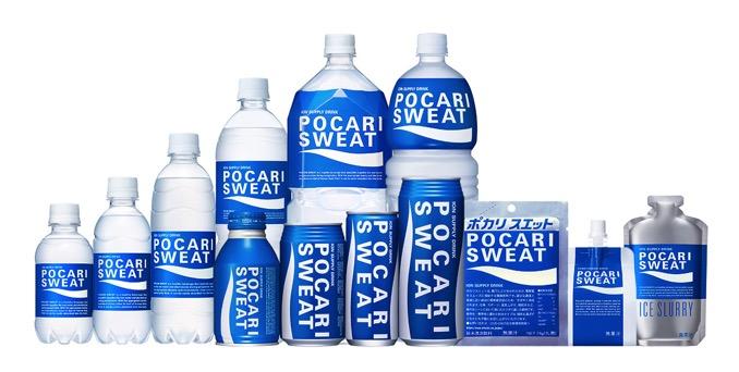 ポカリやアクエリは糖分が多いから薄める?公式回答「おすすめしません」