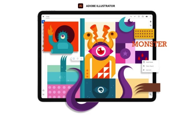 【速報】iPad版「Adobe Illustrator」が公開