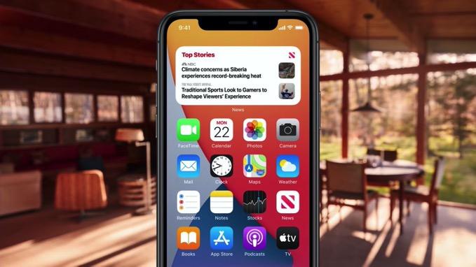 iPhoneのウィジェットは「スマートローテーション」を活用すると捗る