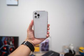 【レビュー】GAURUN「iPhone 12 Pro」ガラスフィルムとクリアケース、セットで使うと一体感がすごい
