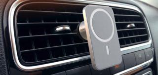 Belkinの「MagSafe車載マウント」が最高に便利そうだったから即ポチした