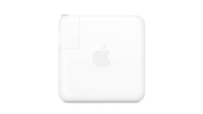 Macの充電器がいよいよ小型化か、GaN採用でコンパクトに