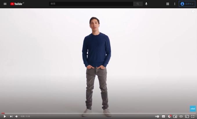 Intel、AppleのCMでお馴染み「Macくん」を起用しMacを盛大にディスる