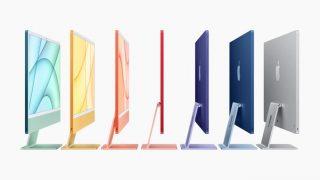 M1チップ搭載「iMac」性能は他のM1 Macと同じ。シングルスコアが大幅アップ