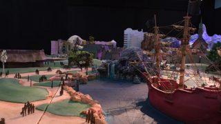 東京ディズニーシー、新エリア「ファンタジースプリングス」の模型を初公開