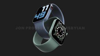 「Apple Watch Series 7」ディスプレイは約16%大きく、新しい文字盤も追加