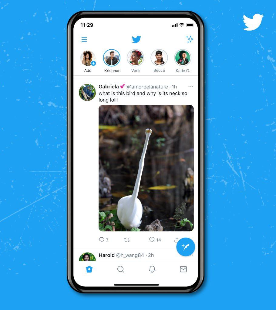 Twitter、縦長の画像サムネイル表示に対応。まずは公式アプリのみ、ウェブ版は準備中
