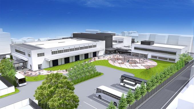 「任天堂資料館」2023年度にオープン。過去商品の展示や体験ができる観光施設