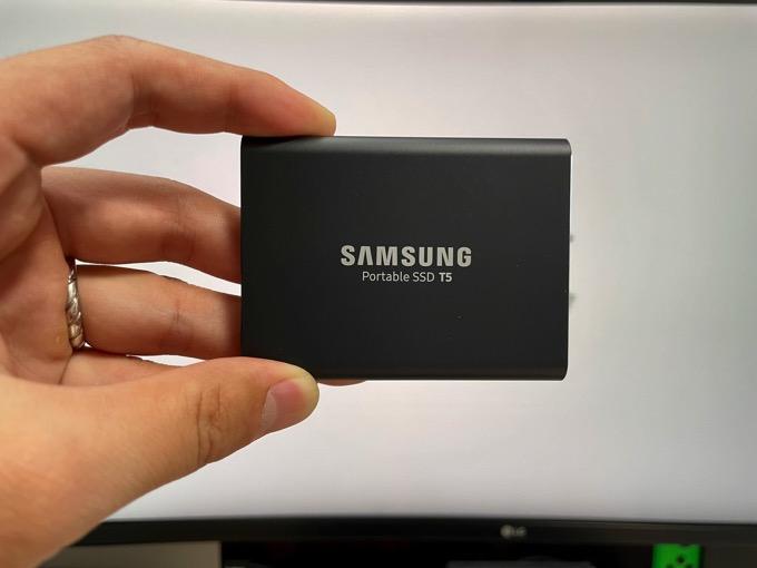 「Samsung T5」MacのバックアップにSSDを導入したら最高だった