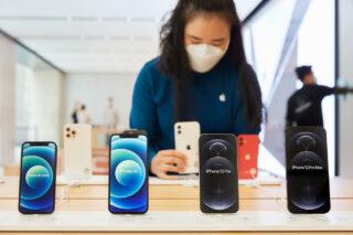 「iPhone 14」は6.1インチが2機種、6.7インチが2機種の4モデル展開ーーNikkei Asia報道
