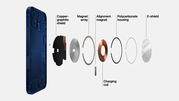 「iPhone 13」はMagSafeが強力に、逆充電に対応か