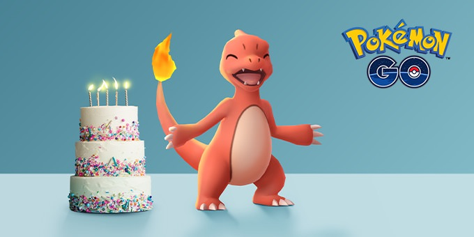 「ポケモンGO」5周年記念イベントがスタート!イベント内容とボーナスは