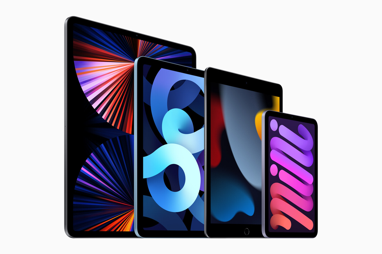 「iPad(第9世代)」「iPad mini(第6世代)」を発表、9月24日発売