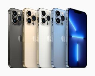 ドコモ「iPhone 13」シリーズの販売価格を発表