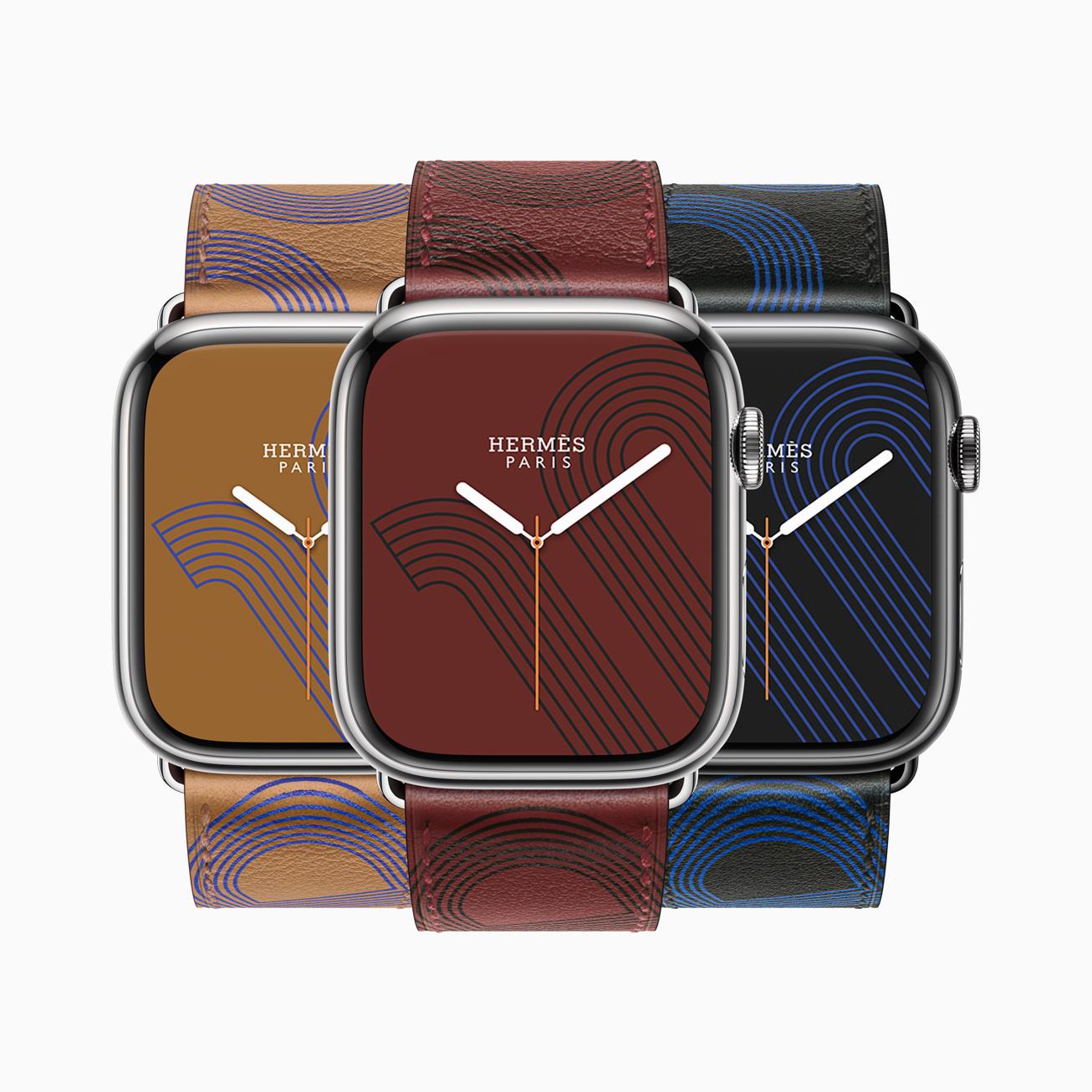 「Apple Watch Series 7」発表、今秋後半に発売