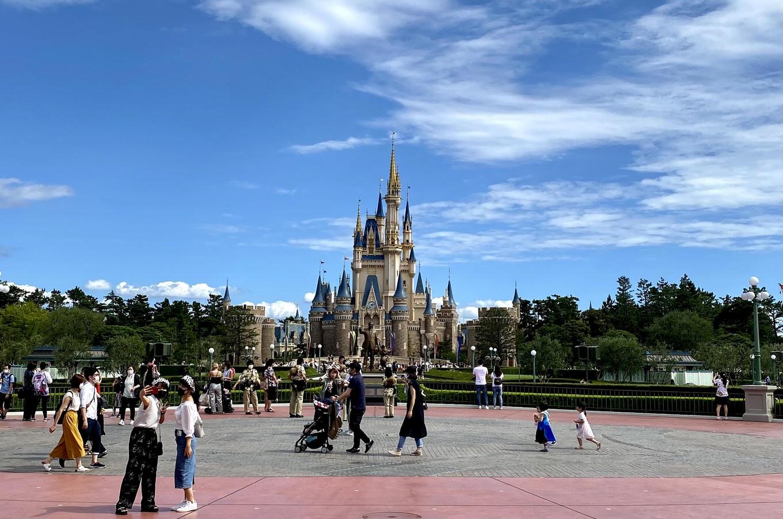 東京ディズニーリゾート、緊急事態宣言解除後も時短継続