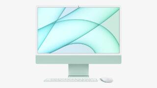 ミニLED 120Hzディスプレイを搭載したiMac 27インチ、2022年初頭に登場か